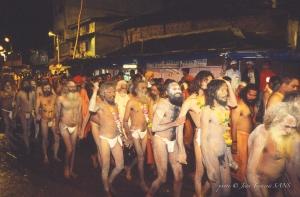 procession nagas matin