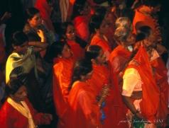 saditvha en procession